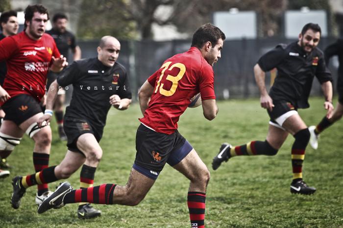 Romagna Rugby VS Gladiatori Sanniti, foto 13