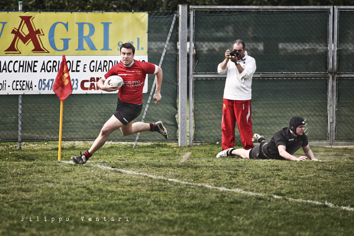 Romagna Rugby VS Gladiatori Sanniti, foto 16