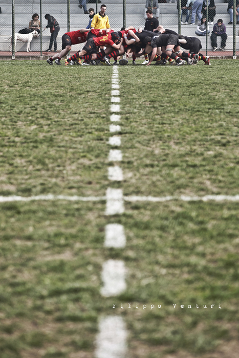 Romagna Rugby VS Gladiatori Sanniti, foto 20