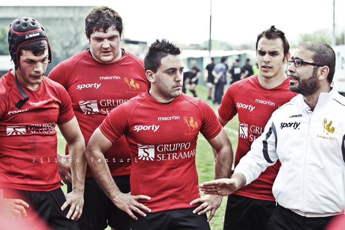 Romagna Rugby VS Gladiatori Sanniti, foto 24