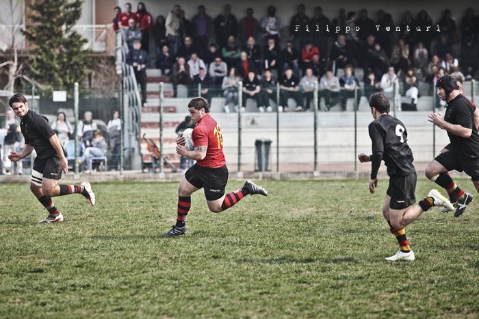 Romagna Rugby VS Gladiatori Sanniti, foto 30