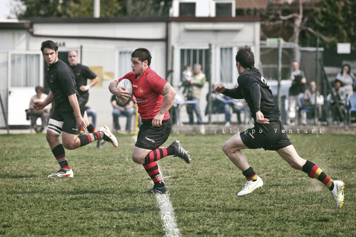 Romagna Rugby VS Gladiatori Sanniti, foto 31