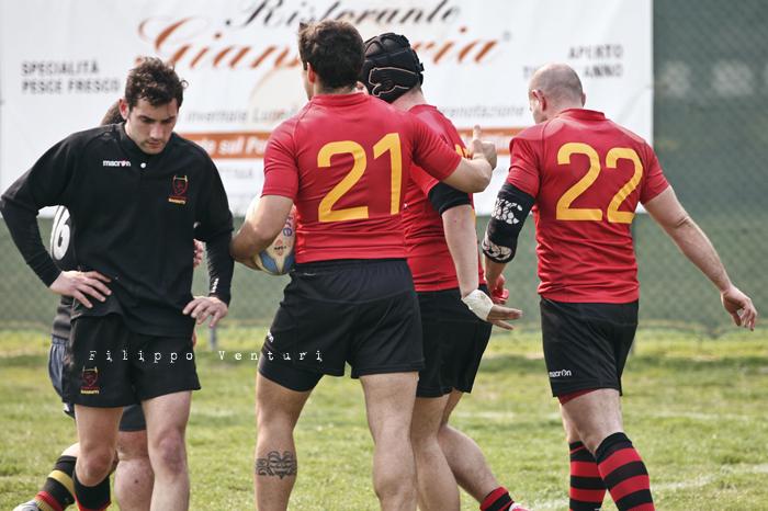Romagna Rugby VS Gladiatori Sanniti, foto 32