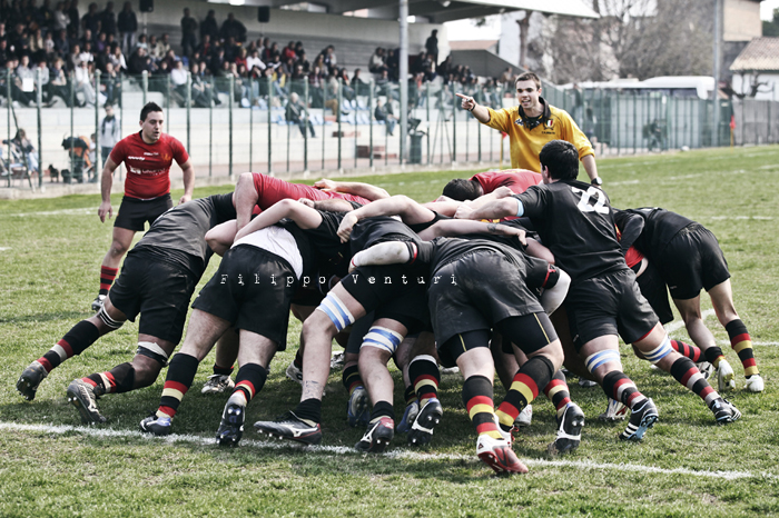 Romagna Rugby VS Gladiatori Sanniti, foto 34