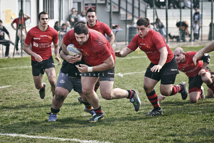 Romagna Rugby VS Gladiatori Sanniti, foto 36