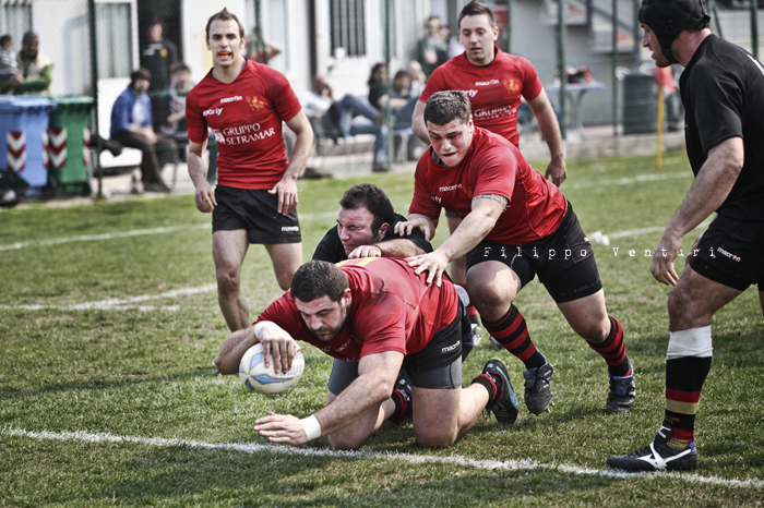 Romagna Rugby VS Gladiatori Sanniti, foto 37