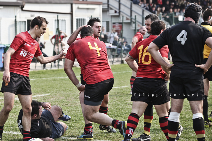 Romagna Rugby VS Gladiatori Sanniti, foto 38