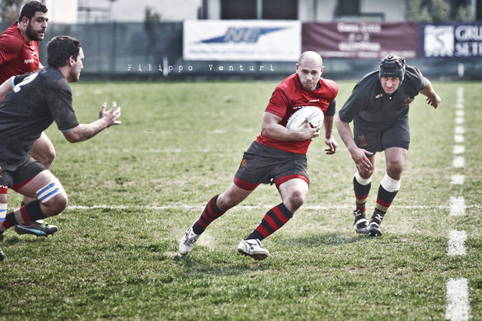 Romagna Rugby VS Gladiatori Sanniti, foto 39