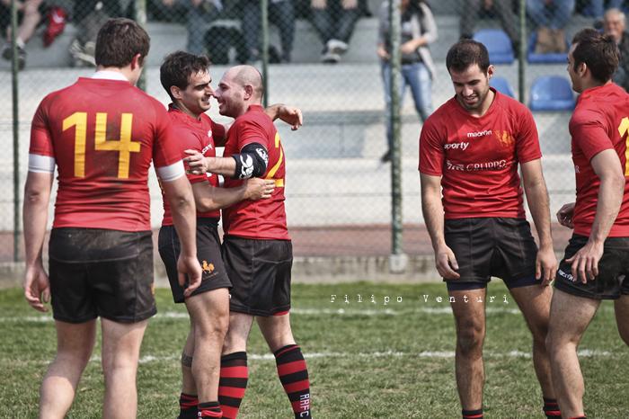 Romagna Rugby VS Gladiatori Sanniti, foto 42