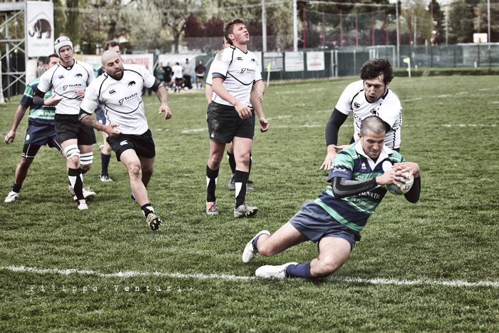 Cesena Rugby VS Formigine Rugby, foto 2