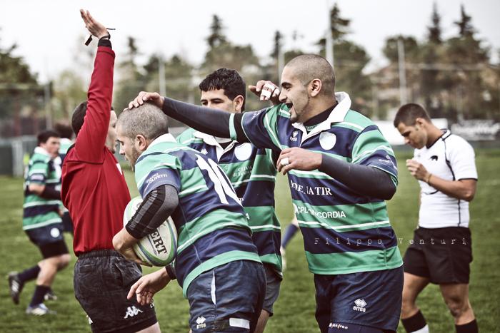 Cesena Rugby VS Formigine Rugby, foto 3