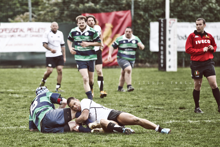 Cesena Rugby VS Formigine Rugby, foto 7
