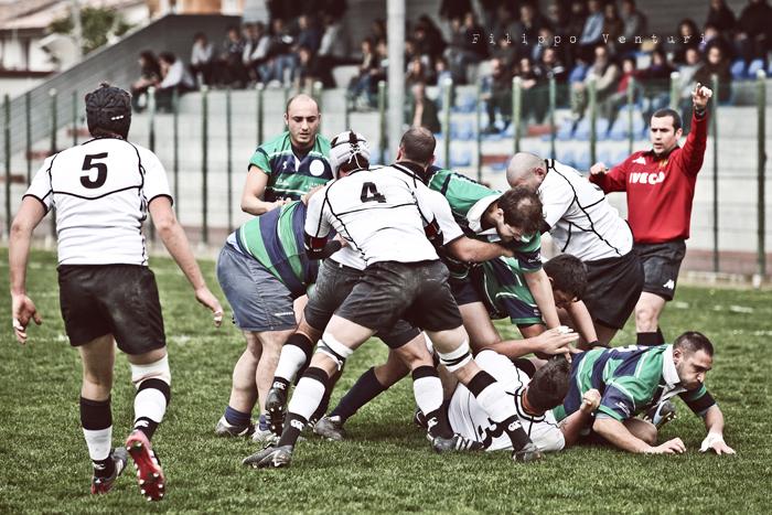 Cesena Rugby VS Formigine Rugby, foto 10