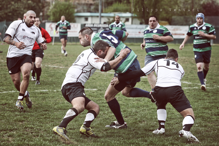 Cesena Rugby VS Formigine Rugby, foto 12