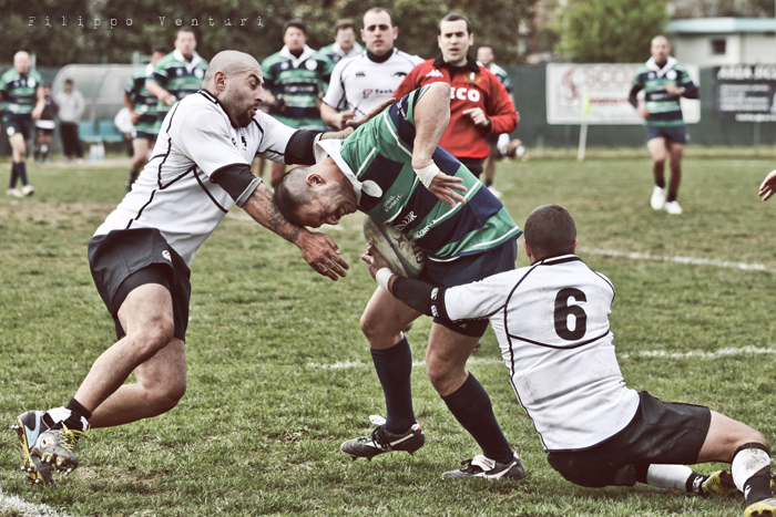 Cesena Rugby VS Formigine Rugby, foto 13