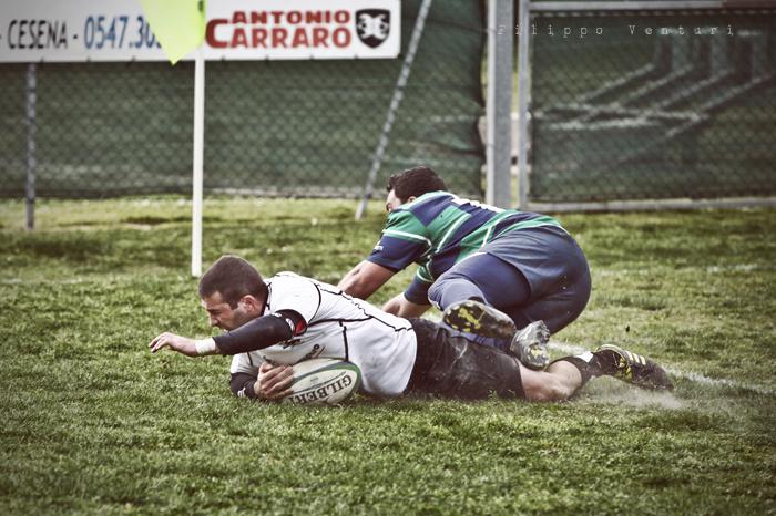 Cesena Rugby VS Formigine Rugby, foto 29