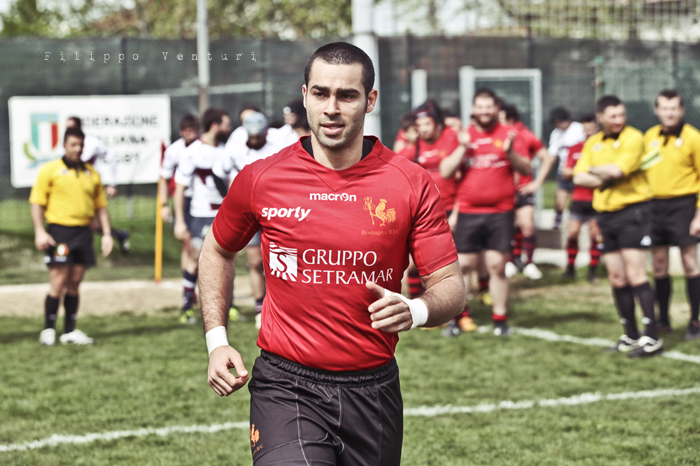 Romagna Rugby VS Unione Rugby Capitolina, foto 2
