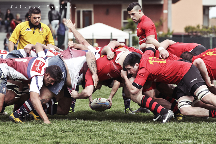 Romagna Rugby VS Unione Rugby Capitolina, foto 4