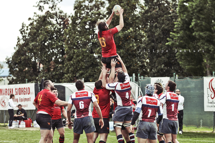 Romagna Rugby VS Unione Rugby Capitolina, foto 6