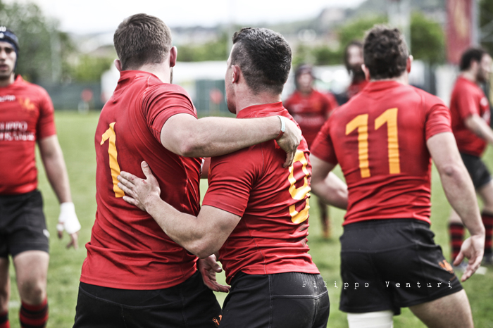 Romagna Rugby VS Unione Rugby Capitolina, foto 9