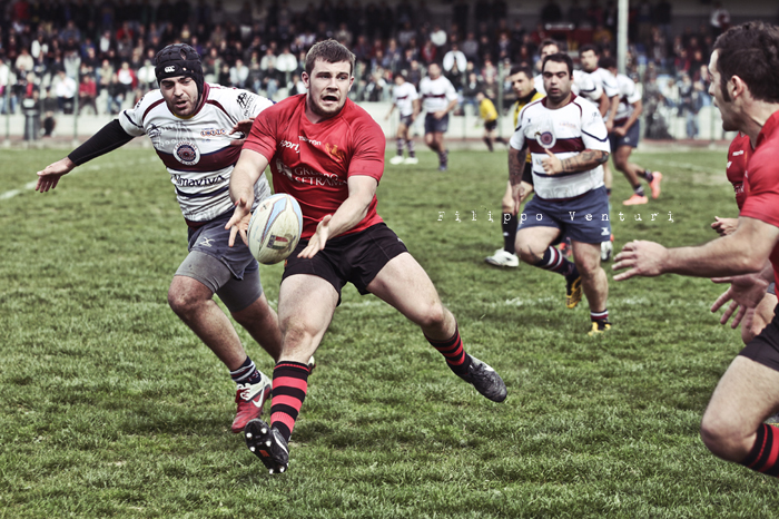 Romagna Rugby VS Unione Rugby Capitolina, foto 11