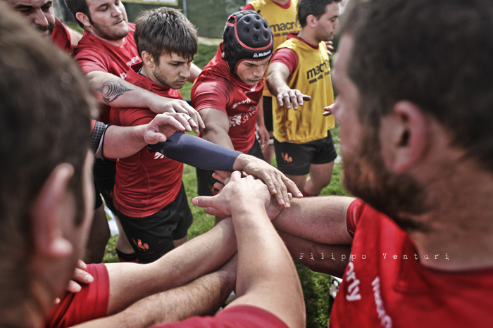 Romagna Rugby VS Unione Rugby Capitolina, foto 15