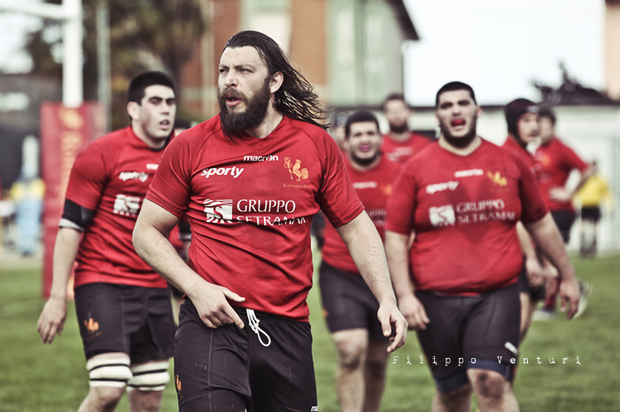 Romagna Rugby VS Unione Rugby Capitolina, foto 17