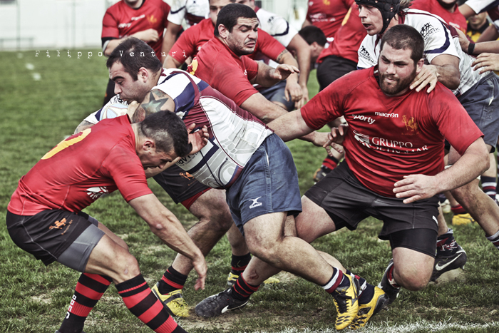 Romagna Rugby VS Unione Rugby Capitolina, foto 18