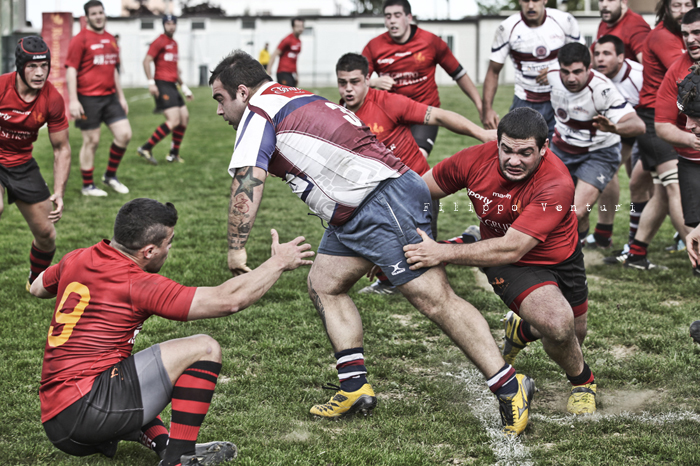 Romagna Rugby VS Unione Rugby Capitolina, foto 19