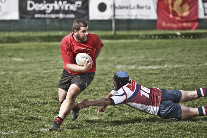 Romagna Rugby VS Unione Rugby Capitolina, foto 23
