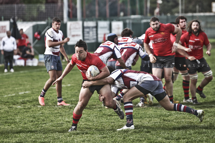 Romagna Rugby VS Unione Rugby Capitolina, foto 25