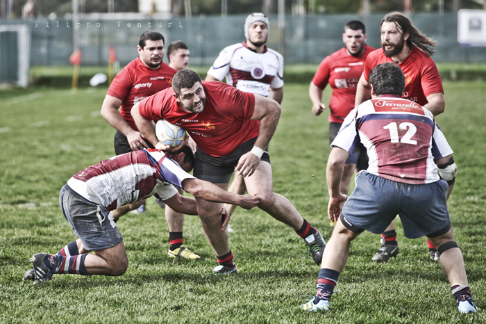Romagna Rugby VS Unione Rugby Capitolina, foto 26