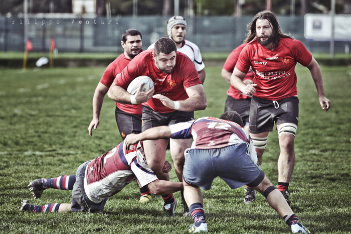 Romagna Rugby VS Unione Rugby Capitolina, foto 27