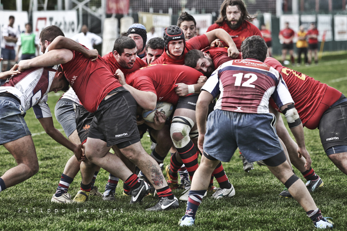 Romagna Rugby VS Unione Rugby Capitolina, foto 28