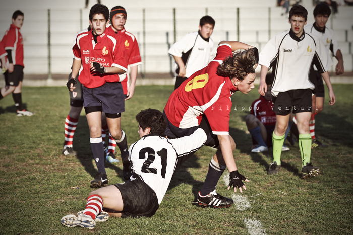 Romagna Rugby, Selezioni Under14, foto 1