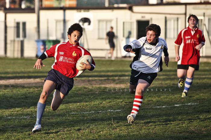 Romagna Rugby, Selezioni Under14, foto 3