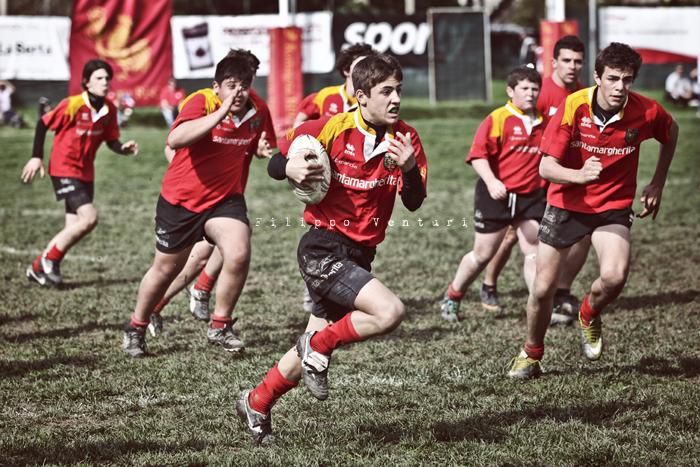 Rugby - Torneo delle 6 Regioni (foto 4)
