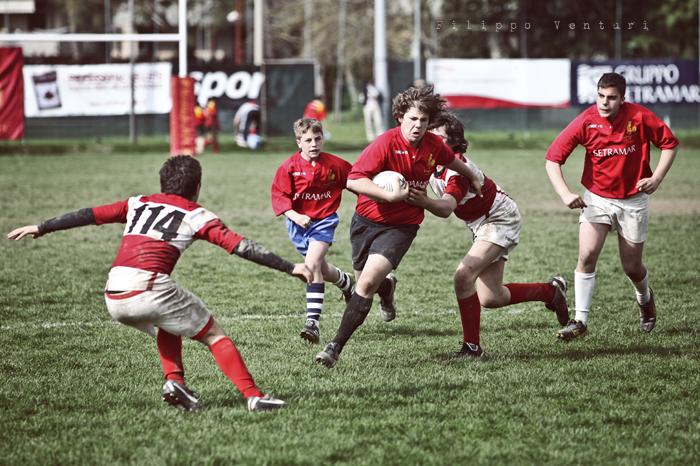 Rugby - Torneo delle 6 Regioni (foto 17)