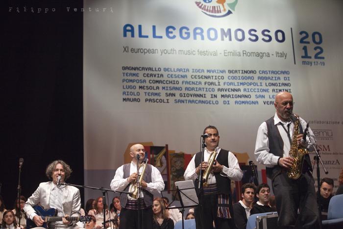 Goran Bregovic (Allegromosso 2012), foto 22