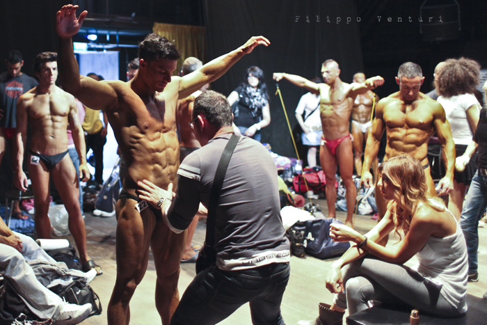 Body Building Competition, photo 2