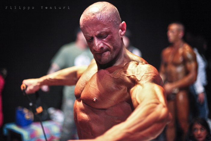 Body Building Competition, photo 4
