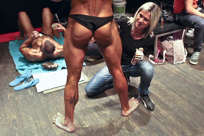 Body Building Competition, photo 8