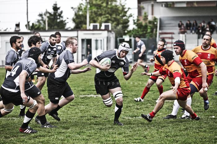 Cesena Rugby VS Ravenna RFC, foto 1