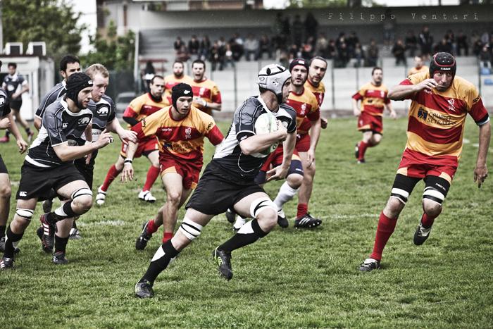 Cesena Rugby VS Ravenna RFC, foto 2