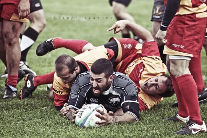 Cesena Rugby VS Ravenna RFC, foto 3