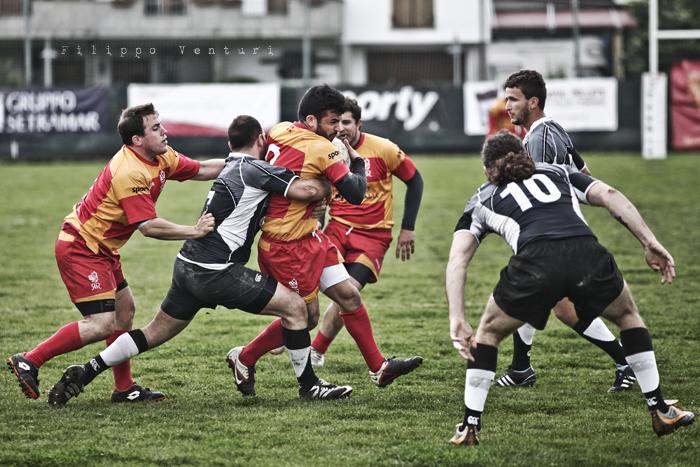 Cesena Rugby VS Ravenna RFC, foto 4