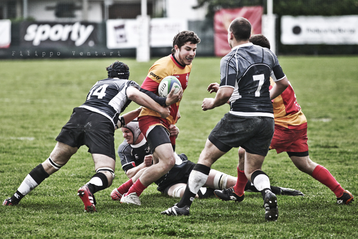 Cesena Rugby VS Ravenna RFC, foto 5
