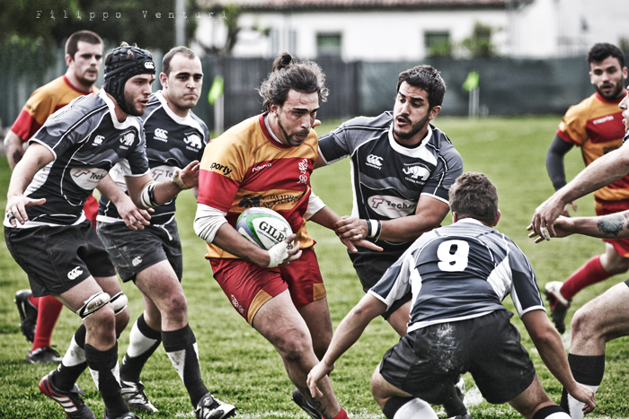 Cesena Rugby VS Ravenna RFC, foto 6