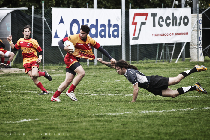 Cesena Rugby VS Ravenna RFC, foto 18