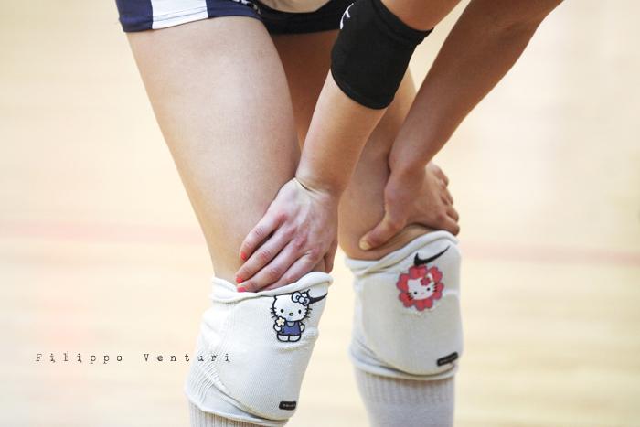 Volley Club Cesena - Edil Ceccacci Moie (foto 1)